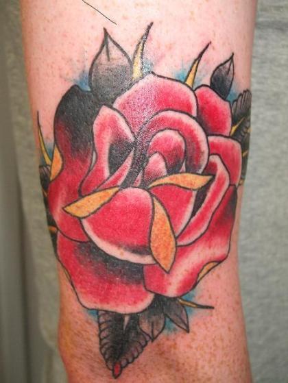 Nick's Rose